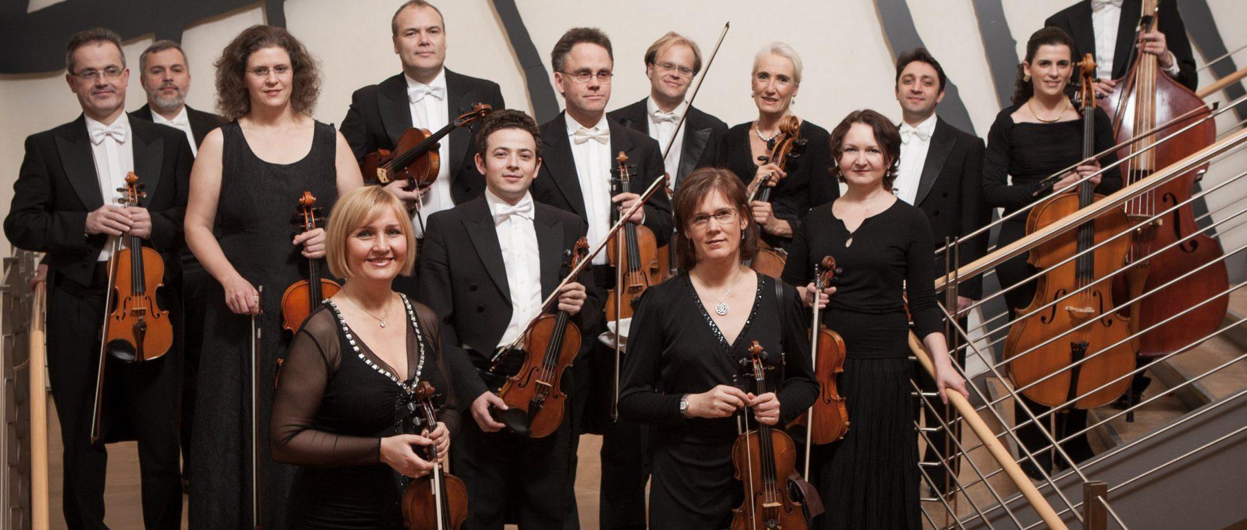 Südwestdeutsches Kammerorchester ohne Dirigent
