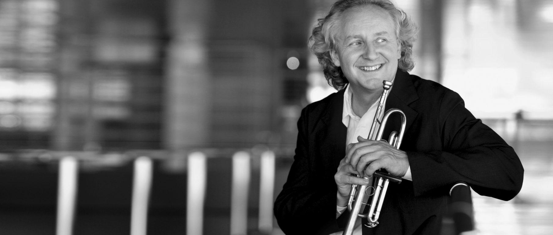 Portrait Reinhold Friedrich, Trompete