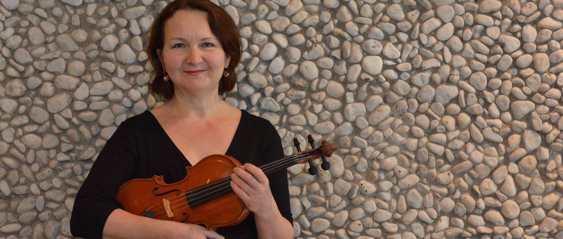 Portrait Eleonore Bodendorff, 2. Violine