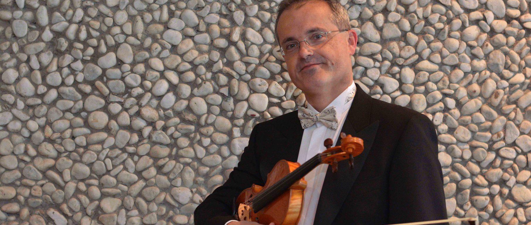 Andrzej Brzecki, 1. Violine