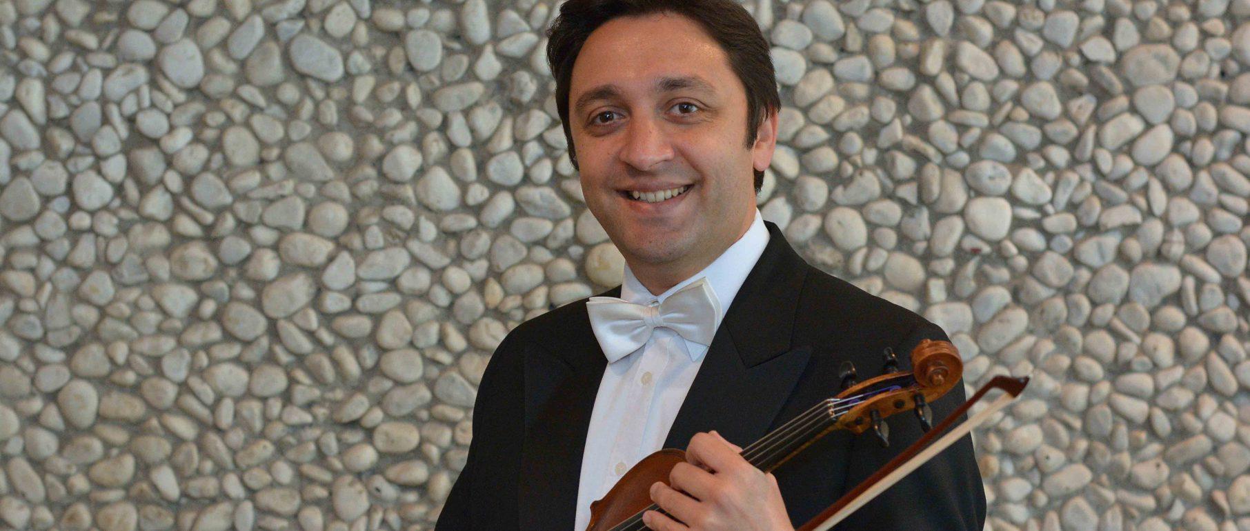 Claudiu Rupa, 2. Violine