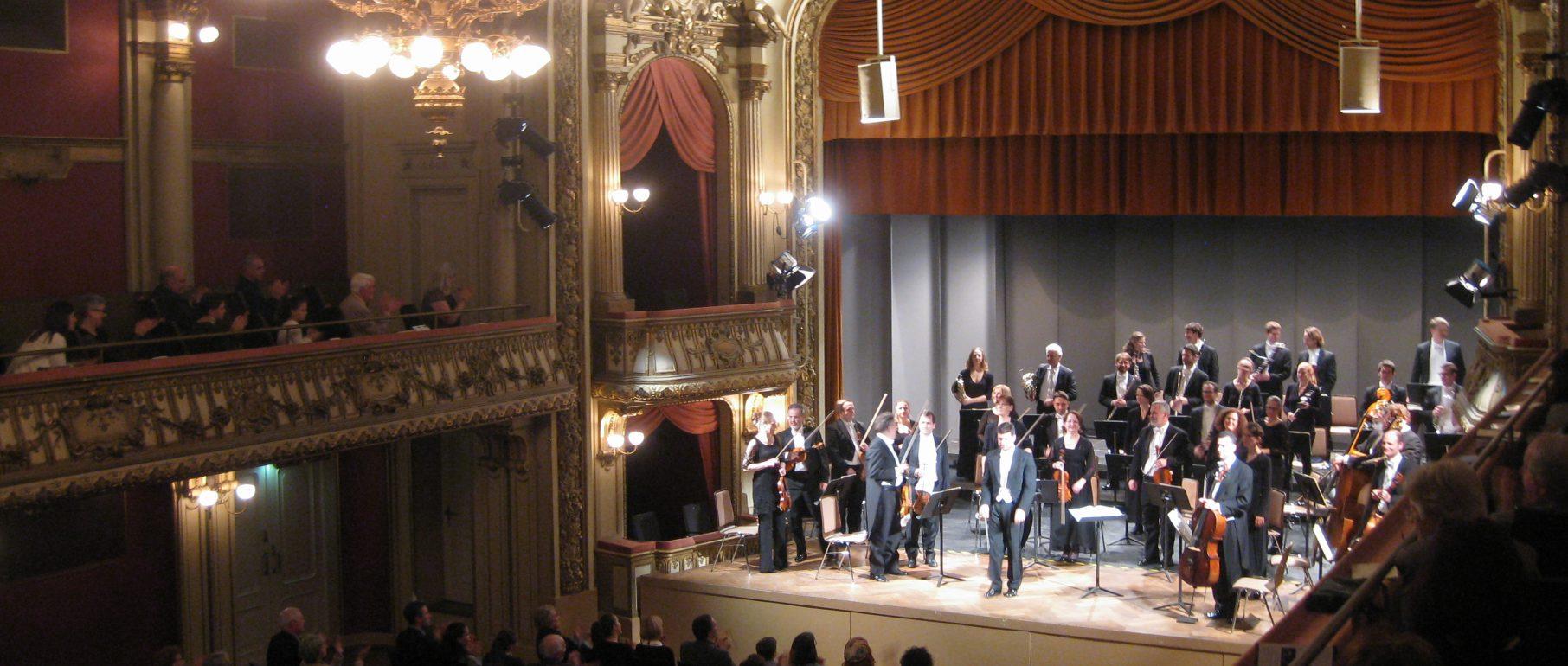 Auftritt des Kammerorchesters in Ravensburg