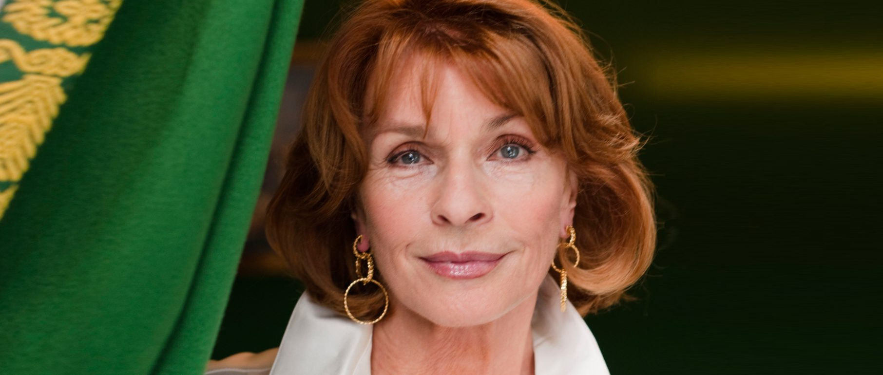 Senta Berger, Portrait