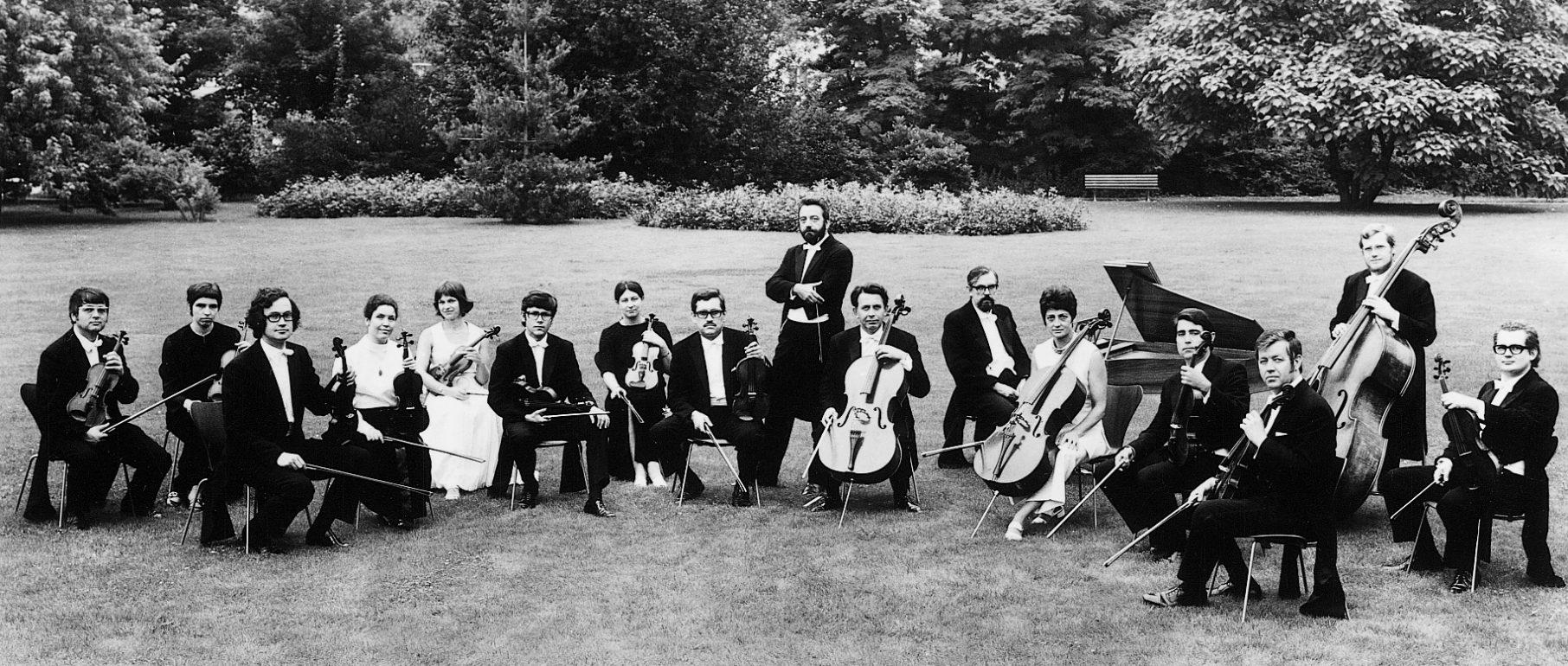 Paul Angerer und das Südwestdeutsche Kammerorchester