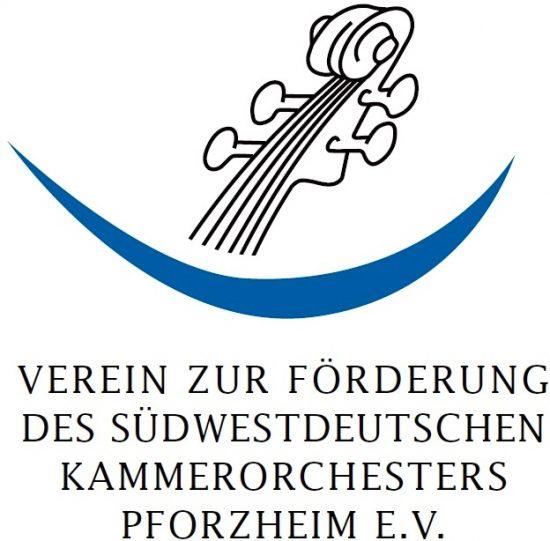 Logo des Fördervereins Südwestdeutsches Kammerorchester Pforzheim