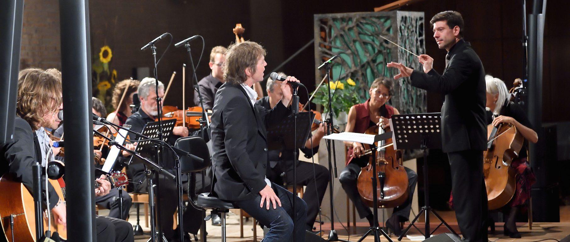 Fools-Garden und Südwestdeutsches Kammerorchester Pforzheim
