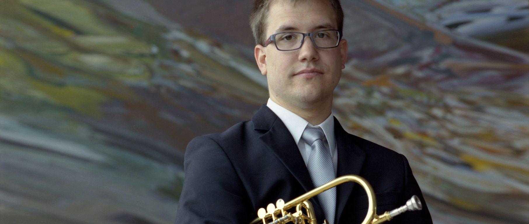 Jonathan Müller, Trompete