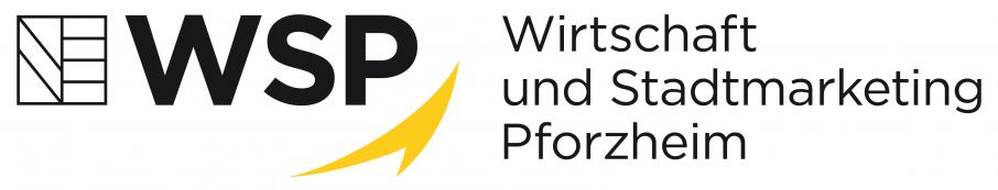 Logo WSP Wirtschaft und Stadtmarketing Pforzheim