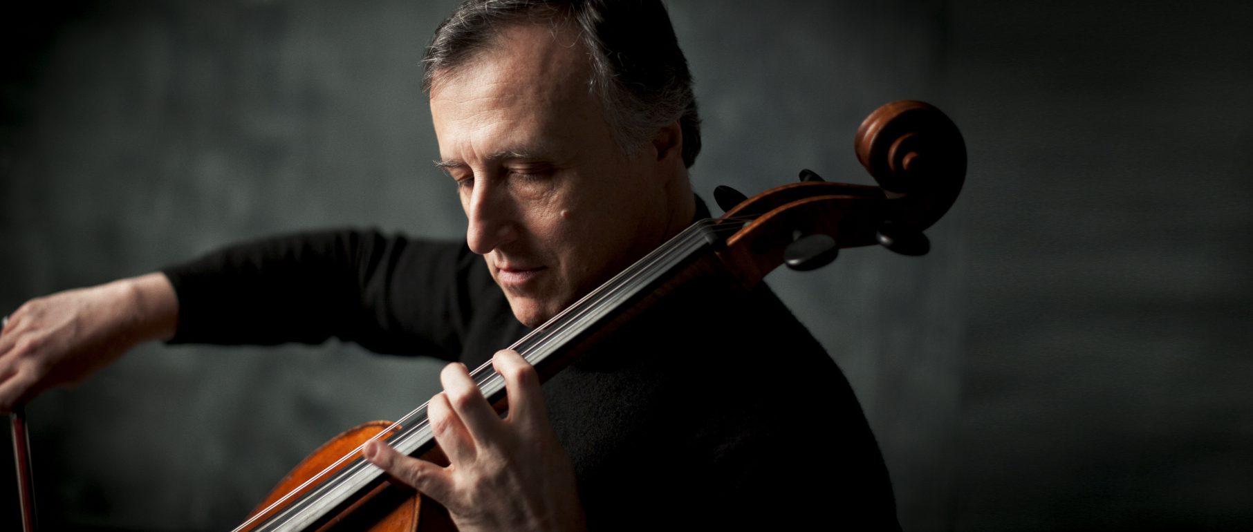 Raphael Wallfisch, Violoncello