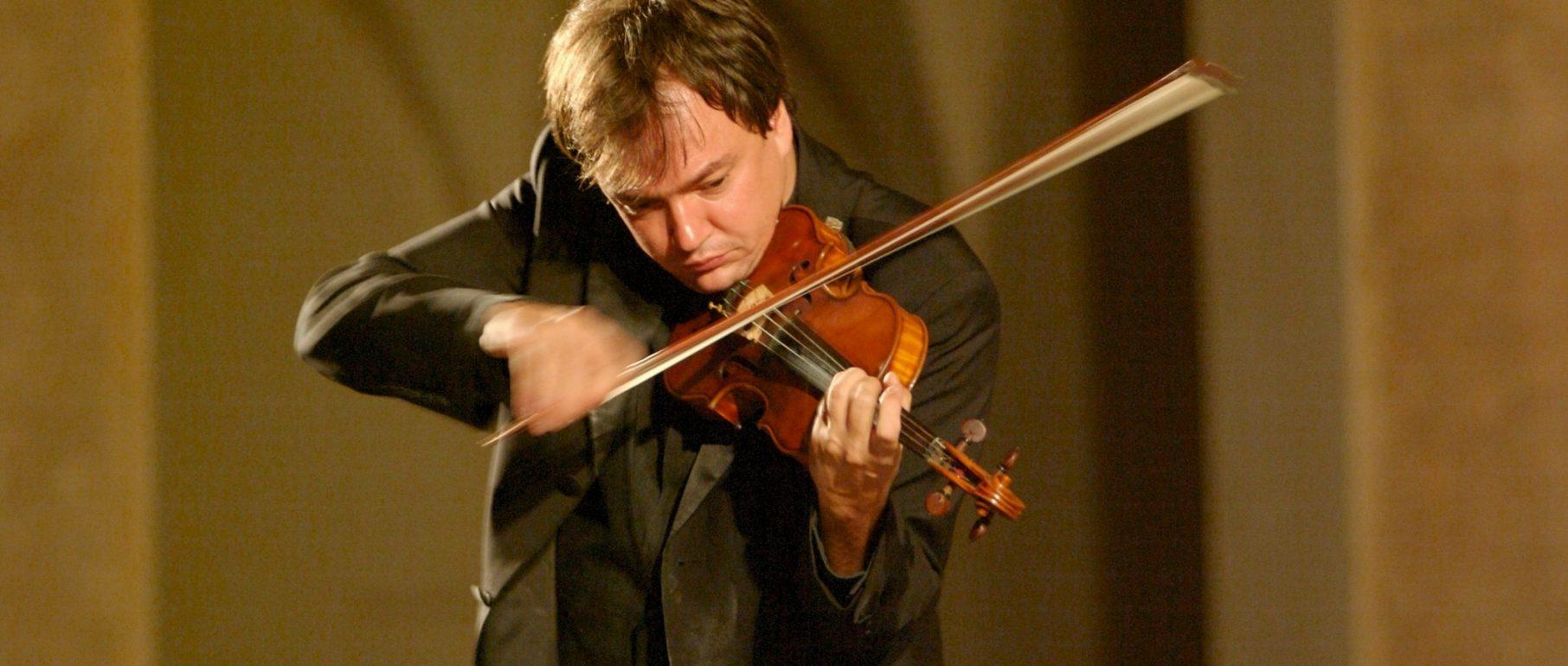 Sergej Krylov, Violine
