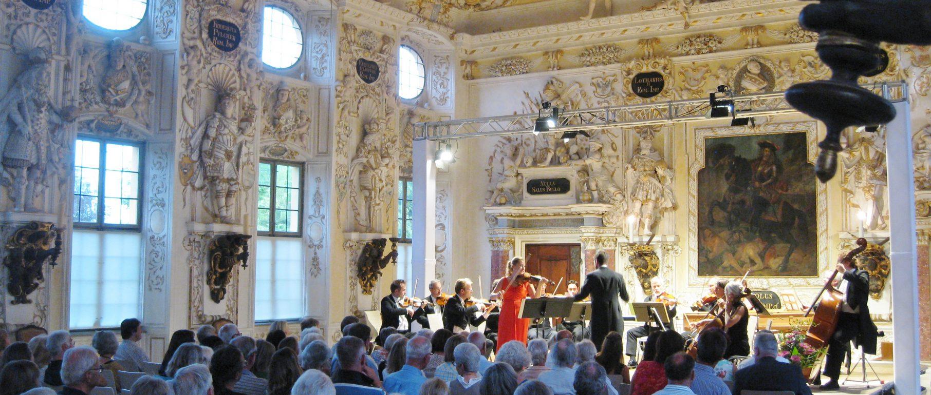 Schloss Salem, Kaisersaal 2017