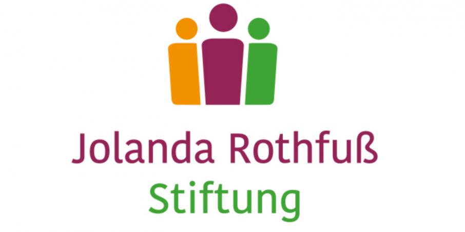 Logo Jolanda Rothfuß Stiftung